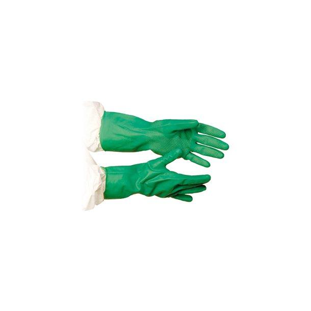 Grøn nitrilhandske str. 10/XL